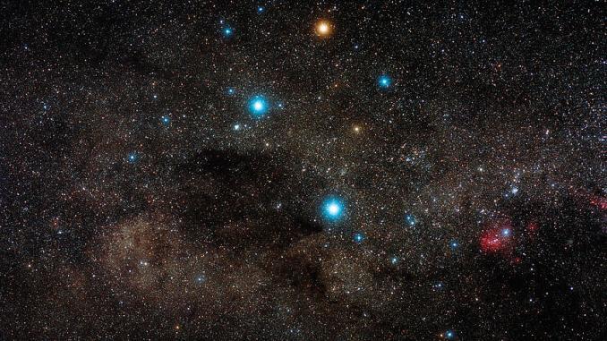 Constelación de Crux