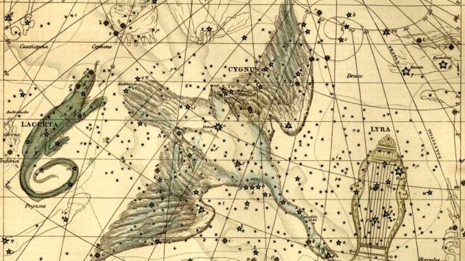 Constelación de Cygnus