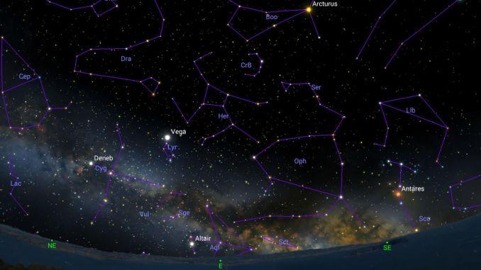 constelacion de hercules