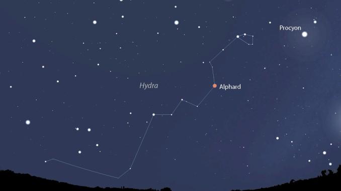 Constelación de Hydra