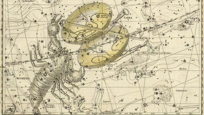 Constelación de Libra