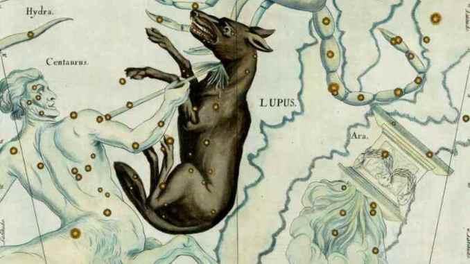 Constelación de Lupus