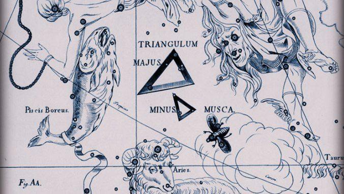 Constelación de Musca