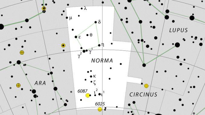 Constelación de Norma