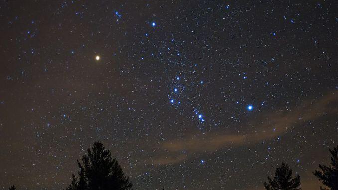 Constelación de Pavo