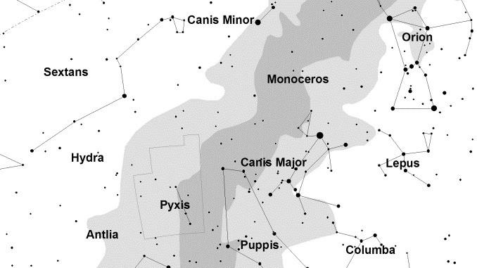 Constelación de Pyxis